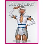 コスチュームカタログ/ブランド Music Legs