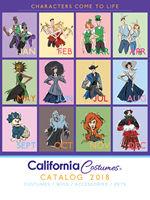 California Costumesハロウィンコスチューム卸販売商品リスト