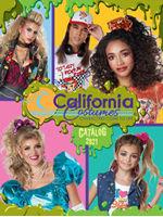 California Costumes 2021 ハロウィンコスチュームカタログ