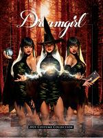 Dreamgirl 2021 ハロウィンコスチュームカタログ