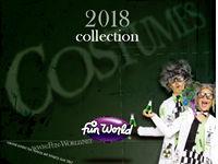 PDFカタログ(Fun World 2018 コスチュームカタログ)