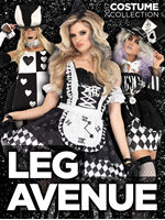 PDFカタログ(Leg Avenue 2017 ハロウィンコスチュームカタログ)