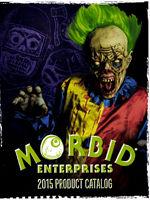 Morbid Enterprises 2015ハロウィンデコレーション/装飾品カタログ