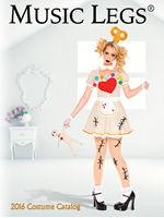 Music Legsハロウィンコスチューム卸販売商品リスト