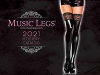 Music Legs 2021ストッキングカタログ