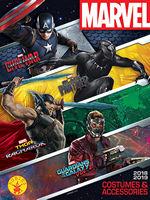 PDFカタログ(Rubie's 2018 Marvel ライセンスコスチュームカタログ)