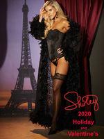 Shirley 2020 Holiday セクシーランジェリーカタログ